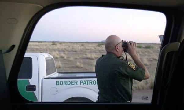 The Wall: The Border Patrol and the dangers that lurk
