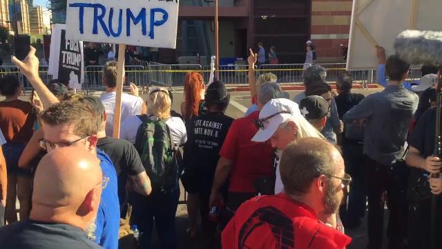Video: Manifestaciones en Phoenix