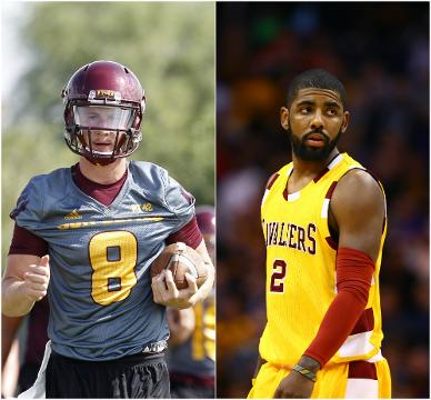 Shot Clock: ASU QB fail? Suns 'lose' Kyrie