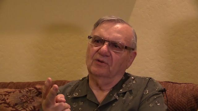 Former Maricopa County Sheriff Joe Arpaio answers tough questions