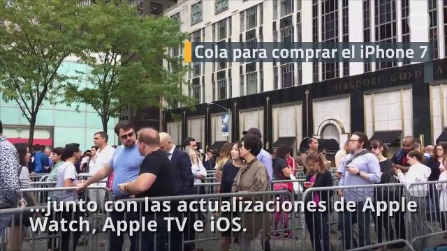 Apple presentará su nuevo i-Phone 8 este 12 de septiembre