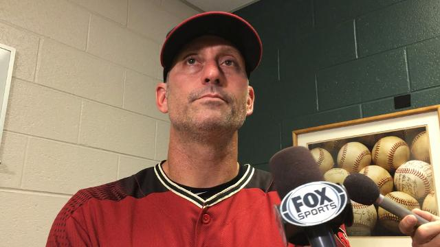 Torey Lovullo on D-Backs' 10th consecutive win