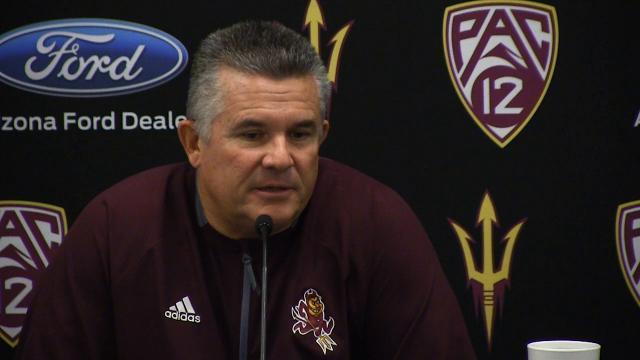 ASU head coach Todd Graham breaks down their next opponent San Diego State.