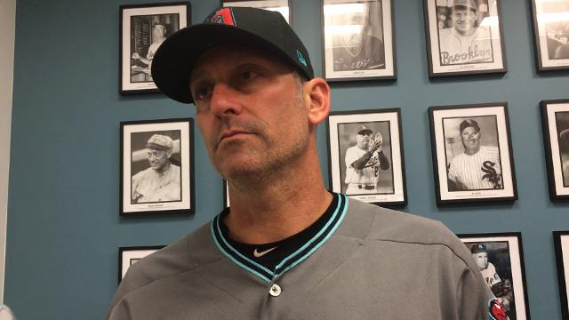 Torey Lovullo on D-Backs' record-tying 12th consecutive win