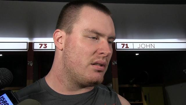Arizona Cardinals guard John Wetzel could be starting the season opener against Detriot.