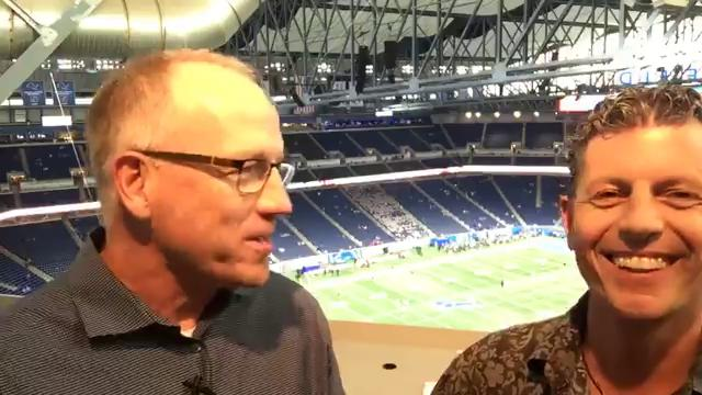 Kent Somers and Dan Bickley from azcentral sports preview the Arizona Cardinals game against the Detroit Lions Sunday morning in Detroit.