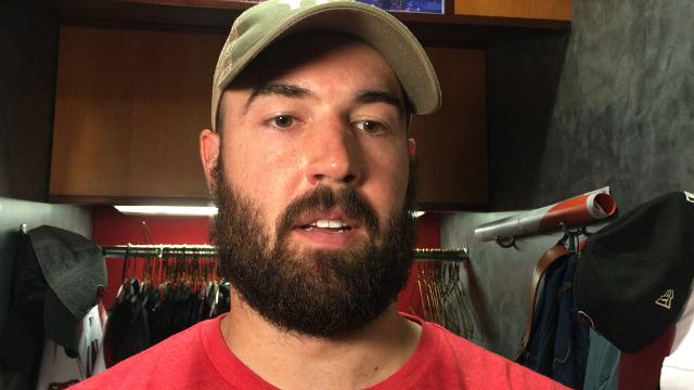 Robbie Ray on his outing vs. Padres