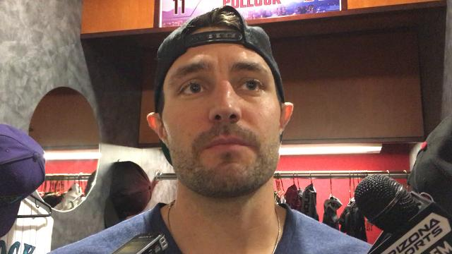 D-Backs' A.J. Pollock on his three-hit night