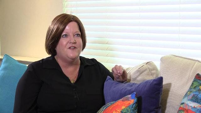 Heather Murphy had sold her home to a young man who got caught up in a scam in which he wired $73,000 to a fake account. Tom Tingle/azcentral.com