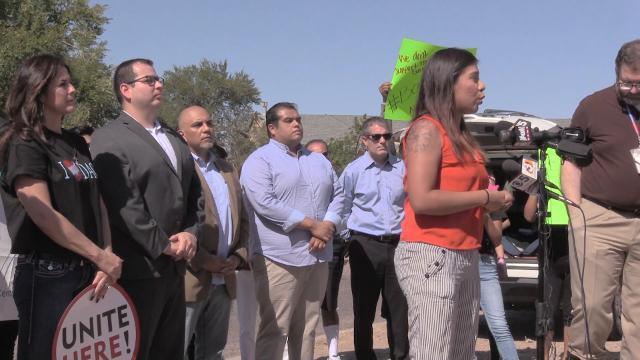 Director of Center for Neighborhood Leadership, encouraged a boycott of Motel 6