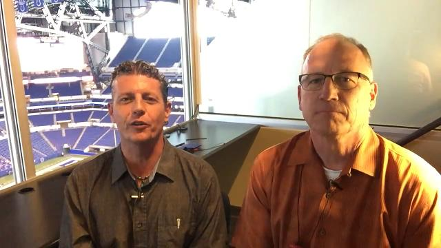 azcentral sports' Kent Somers and Dan Bickley talk about the Cardinals' 16-13 win over the Colts on Sunday.