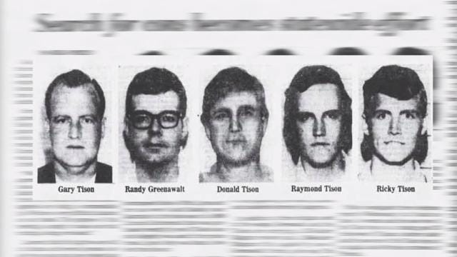 Gary Tison and another killer broke out of the Arizona State Prison in 1978 with the help of Tison's three sons and began a murderous rampage. Here is the story of those terror-filled days, from the perspective of those who pursued them.