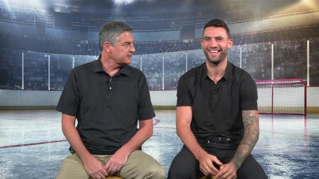 Paul Bissonnette discusses new role with Coyotes