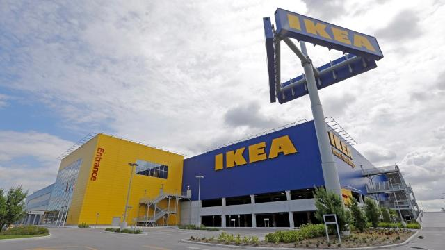 Here are four fun facts about Swedish home furniture and decor store IKEA.