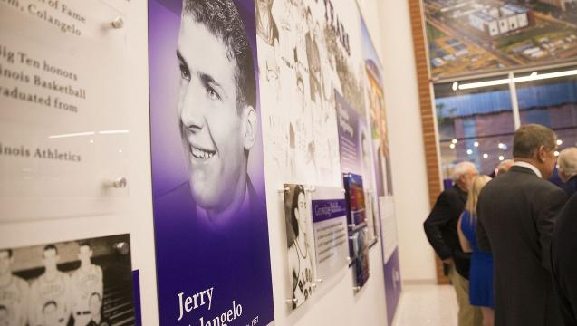 Jerry Colangelo Museum tour