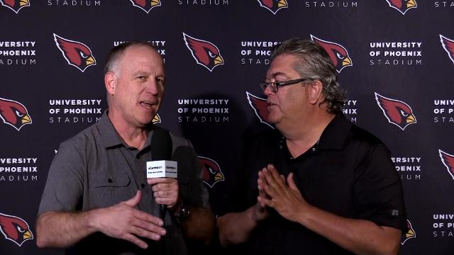 Cardinals insiders Kent Somers and Bob McManaman preview the Cardinals' first home game of the season against the Cowboys on Monday night.