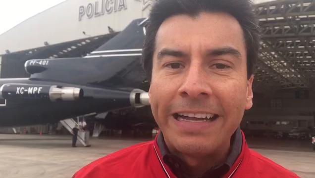 Entrevista a Marco López