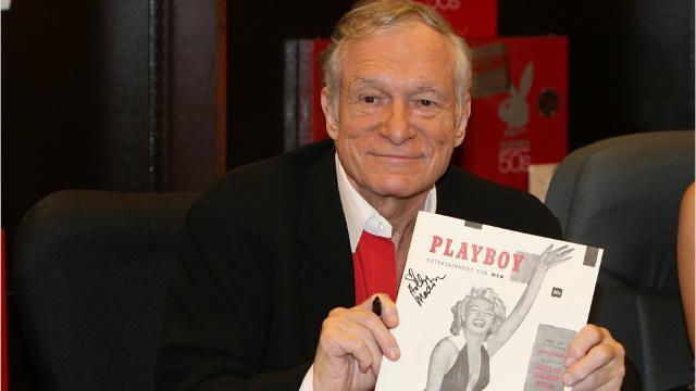 7a56be2a734 Playboy founder Hugh Hefner dead at 91