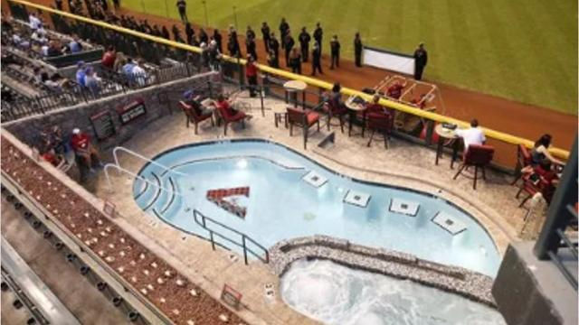 Chase Field pool started as a joke, but Arizona D-Backs had last laugh