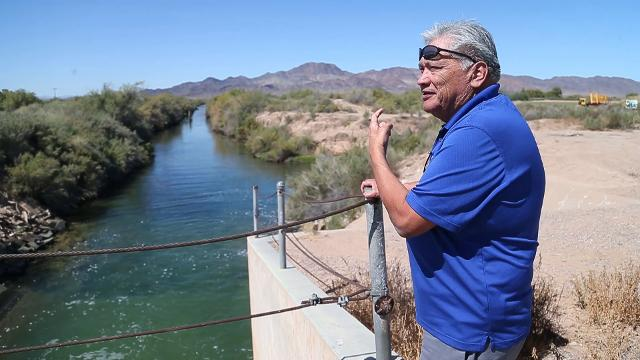The Colorado River Indian Tribes receive around 24 percent of Arizona's allotment of Colorado River water. The tribes are looking to lease the excess they receive.