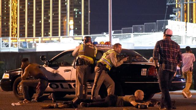 Witness shares Las Vegas shooting story