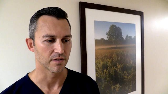 Emergency-room doctor describes helping victims of Las Vegas shooting