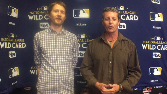 Nick Piecoro and Dan Bickley preview the NL wild-card game.