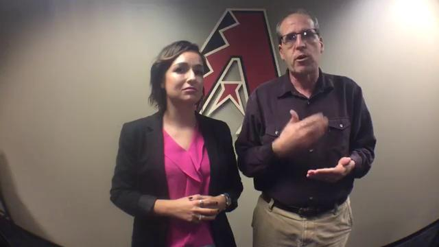 Some games have it all and the NL wild-card game between the Arizona Diamondbacks and Colorado Rockies was one of then. Sarah McLellan and Scott Bordow from azcentral sports break it down.