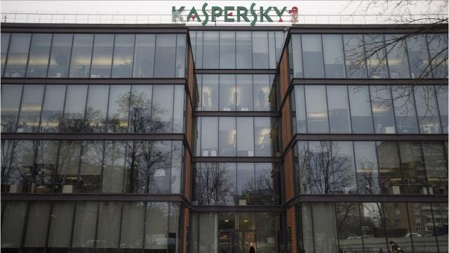 Russian government-backed hackers stole U.S secrets after an NSA contractor put classified information on his home computer, which used Kaspersky Lab antivirus software, the Wall Street Journal reports.