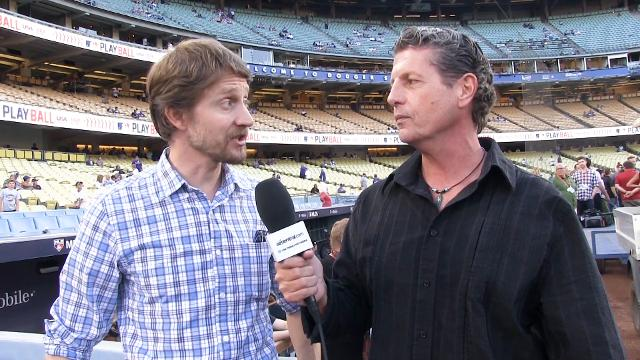 Nick Piecoro, Dan Bickley preview NLDS Game 1 from LA