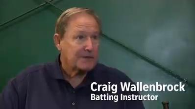 Hitting instructor Craig Wallenbrock discusses his work on the swing of Arizona Diamondbacks J.D. Martinez at his facility on Saturday Oct. 7, 2017 in Santa Clarita, California.