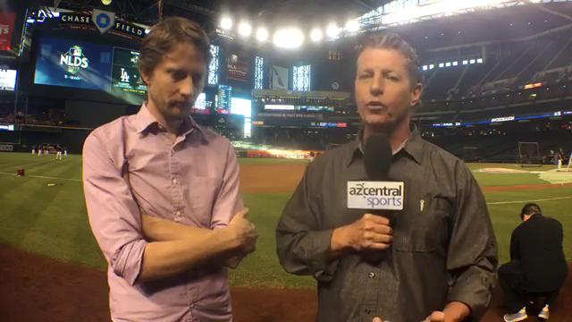 The Arizona Diamondbacks are on the brink of elimination at the hands of the Los Angeles Dodgers. What do the Diamondbacks need to do to keep their season alive? Nick Piecoro and Dan Bickley from azcentral sports discuss.