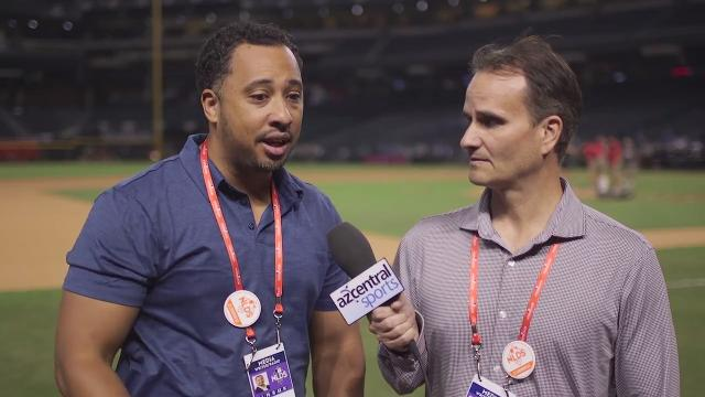 azcentral sports' Greg Moore and Doug Haller discuss the Diamondbacks' season-ending loss to the Dodgers in NLDS Game 3 at Chase Field on Monday.