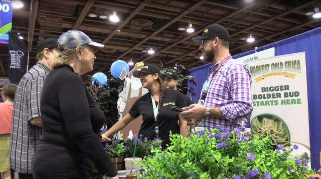 Scenes from the Southwest Cannabis Convention and Expo