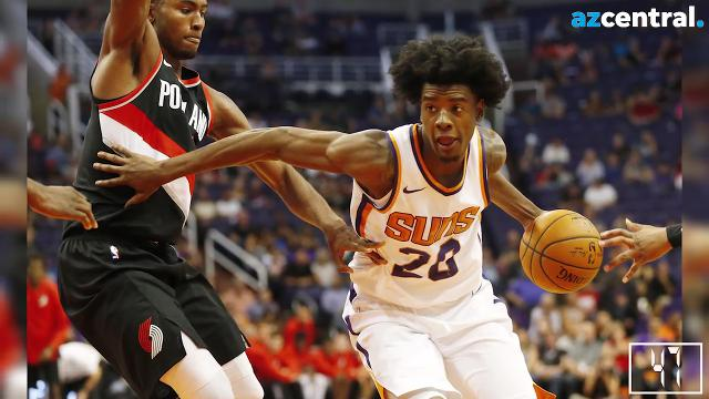 azcentral sports' Jay Dieffenbach and Scott Bordow discuss the season opener for the Phoenix Suns.