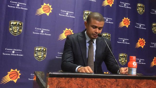 Suns coach Earl Watson on a season-opening loss to the Trail Blazers that set a franchise record for the worst loss in team history.