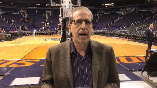 Scott Bordow recaps the Suns' season-opening blowout loss to Portland.