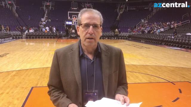Scott Bordow recaps' Suns first win of season