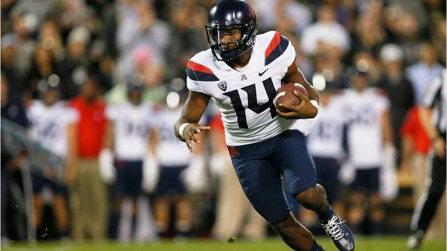 Khalil Tate and Luke Falk will face off on Saturday afternoon on the Pac-12 Networks. Can Arizona continue its climb up the Pac-12 South?