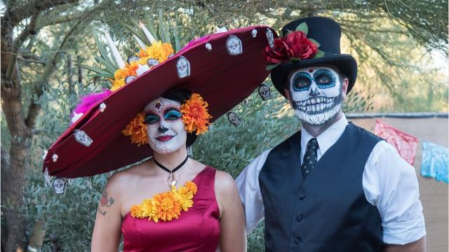 Day Of The Dead Symbols Meanings