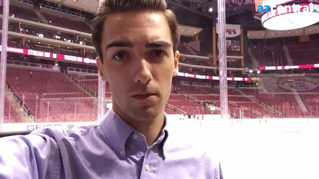 Richard Morin on the plus and minus in Thursday's loss to Buffalo.