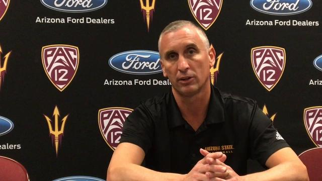 ASU coach Bobby Hurley breaks down ASU's win to close out its exhibition slate.