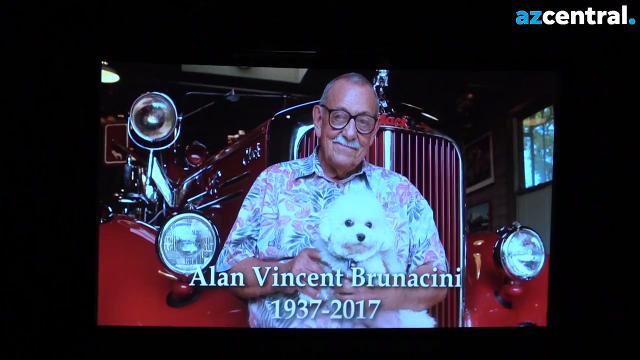 Memorial service honors former Phoenix Fire Chief Alan Brunacini
