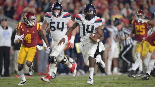 The Wildcats will try to recover from a USC loss against the 1-8 Oregon State Beavers on Saturday night.