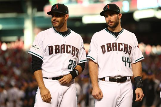 D-Backs' J.D. going away, but Goldy MVP?