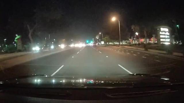 Fireball seen streaking across western U.S. sky