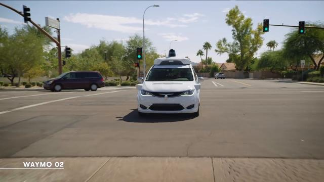 Google's Waymo shows off their self-driving car technology is a new advertisement. Video credit: Waymo