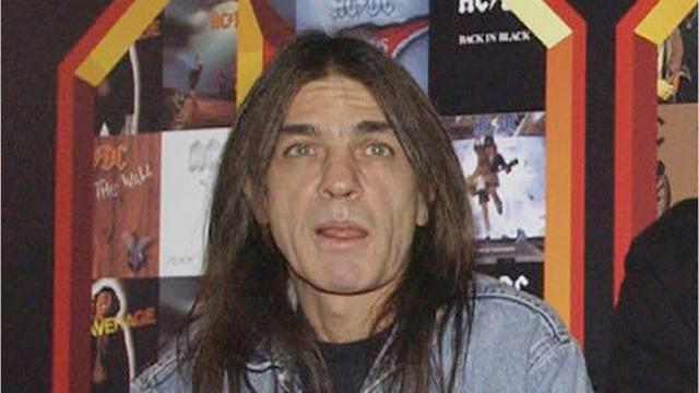 Malcolm Young, the co-founder of the heavy metal band AC/DC has died.