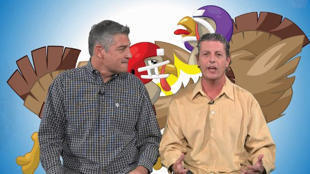 azcentral sports' Jay Dieffenbach and Dan Bickley give you advice for the Thanksgiving sports weekend.