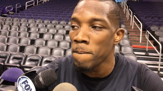 Eric Bledsoe discusses trade from Suns